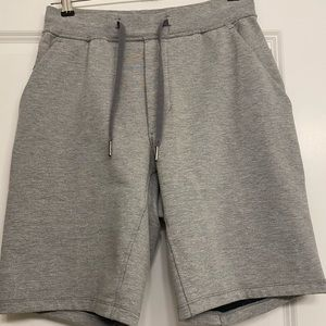 City sweat shorts French terry